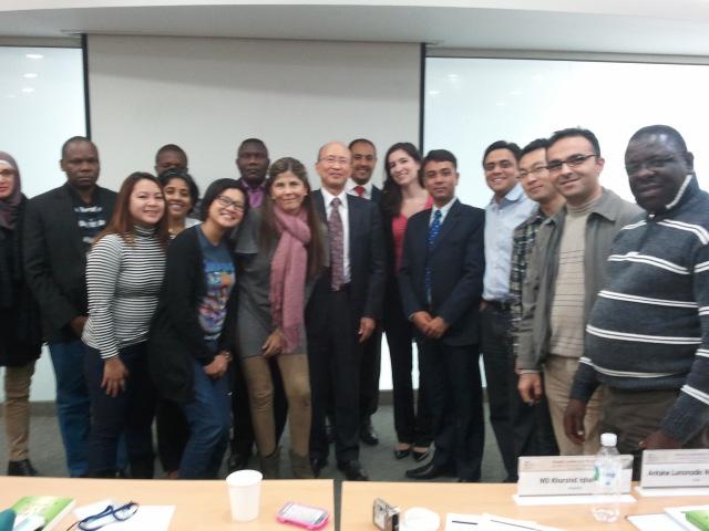 식량안보 홈페이지를 방문해주셔서 감사합니다 > KDI 국제정책대학원 강의